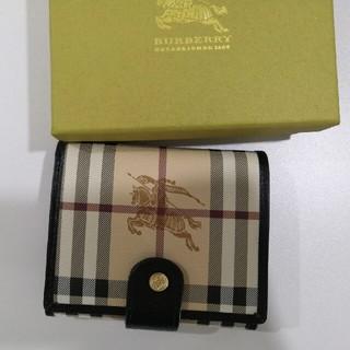 バーバリー(BURBERRY)のBurberry バーバリー 折り財布 (折り財布)