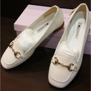 ダイアナ(DIANA)のDiana(ダイアナ)B級品24.0(ローファー/革靴)