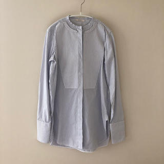セリーヌ(celine)の新品 セリーヌ CELINE タキシードシャツ フィービー(シャツ/ブラウス(長袖/七分))