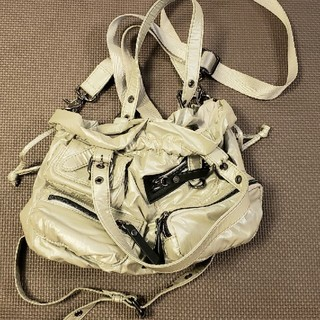 ディーゼル(DIESEL)のDIESEL ショルダーバッグ ハンドバッグ 斜め掛け 巾着  (ショルダーバッグ)