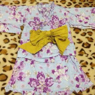 ベルメゾン(ベルメゾン)のワンピース浴衣♩ (甚平/浴衣)