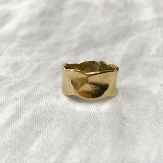 真鍮 リング 指輪 No.38(リング(指輪))