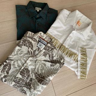 コロンビア(Columbia)のベージタ様専用 アロハシャツ ☆ 3枚セット(シャツ)