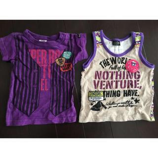 JUNK STORE - Tシャツ タンクトップ セット
