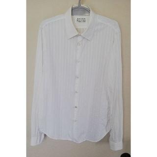 マルタンマルジェラ(Maison Martin Margiela)のマルタンマルジェラ☆10☆白シャツ(シャツ)