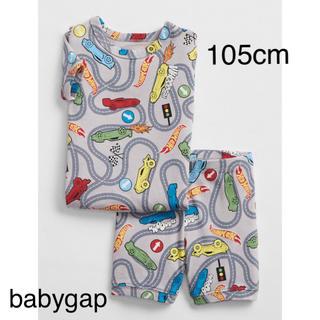 ベビーギャップ(babyGAP)の 【新品】105cm/4years Hot Wheels© 半袖パジャマセット(パジャマ)