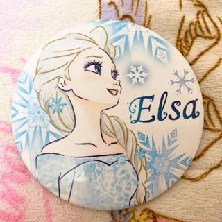 ディズニー(Disney)の《アナ雪/最終値下げ》エルサ缶バッチ*°♡(バッジ/ピンバッジ)