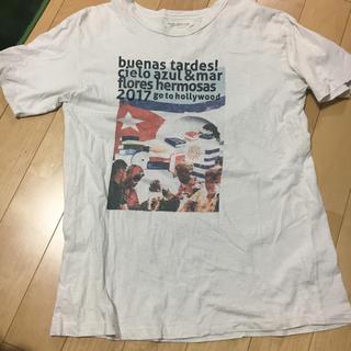 ゴートゥーハリウッド(GO TO HOLLYWOOD)のtee04サイズ(Tシャツ(半袖/袖なし))