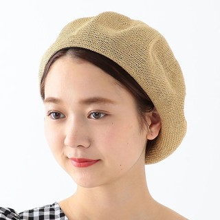 レイビームス(Ray BEAMS)の【美品】Ray BEAMS ベレー帽(ハンチング/ベレー帽)
