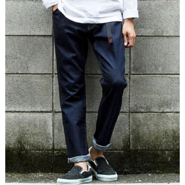 GRAMICCI(グラミチ)のキレネンコ様専用 Mt Design 3776xGramicci 別注デニム メンズのパンツ(デニム/ジーンズ)の商品写真