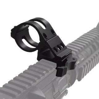 ワンクイック式 マウントリング スコープリング 六角レンチ付き 20mm(モデルガン)