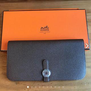 510c05f7f423 エルメス 財布(ブラウン/茶色系)の通販 100点以上 | Hermesを買うなら ...