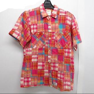 ダブルタップス(W)taps)のWTAPS/ダブルタップス マルチカラーパッチワーク チェックシャツ(シャツ)
