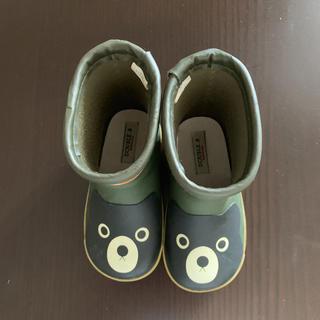 ダブルビー(DOUBLE.B)のダブルビー 長靴 14センチ(長靴/レインシューズ)
