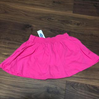 オールドネイビー(Old Navy)のピンクの短パンスカート(パンツ/スパッツ)