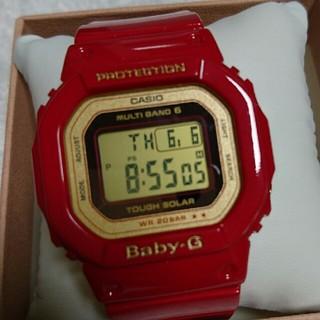 ベビージー(Baby-G)の♪ BGD-5020VC-4JR⭐baby-G20周年記念モデル(腕時計)