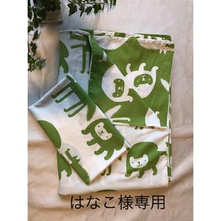 イケア(IKEA)のIKEA 子供 掛布団カバー&枕カバー(シーツ/カバー)