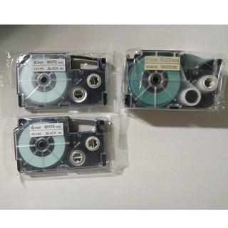 CASIO - ネームランド テープ カートリッジ
