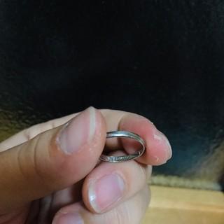 ホワイトゴールド (リング(指輪))