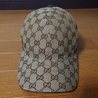 32866a69ca75 グッチ(Gucci)の正規品 グッチ GUCCI 美品 ベースボールキャップ キャップ 帽子