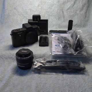 Nikon - ニコン Nikon1 V1 標準ズームレンズキット ブラック