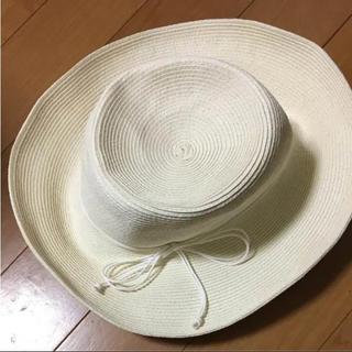 ユニクロ(UNIQLO)のユニクロ ハット(麦わら帽子/ストローハット)