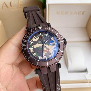 ヴェルサーチ(VERSACE)のラバーベルト VERSACE ヴェルサーチ 腕時計 激売れ ファッション(ラバーベルト)