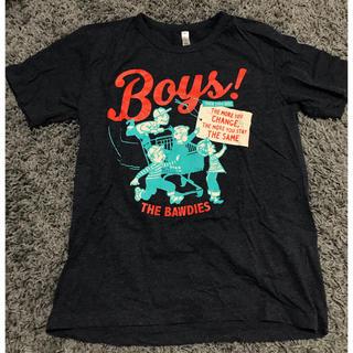 ビームス(BEAMS)のTHE BAWDIES ライブTシャツ BOYS(ミュージシャン)