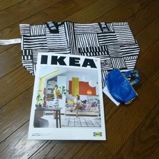 イケア(IKEA)のIKEA 3点セット②(エコバッグ)