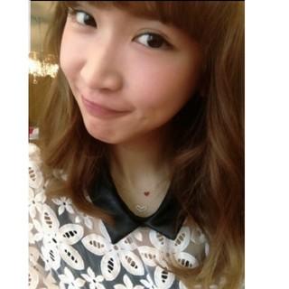 アーカー(AHKAH)の紗栄子さん愛用☆アーカー ビリーブハートネックレス    (ネックレス)