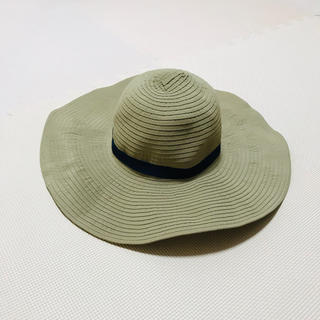 ユニクロ(UNIQLO)の女優帽 麦わら帽子(麦わら帽子/ストローハット)