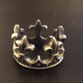 シルバー925 王冠 指輪(リング(指輪))