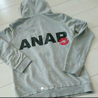 ANAP - ANAP グレー  パーカー