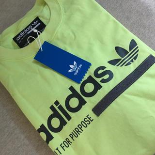 アディダス(adidas)のアディダス ロングTシャツ(Tシャツ/カットソー(七分/長袖))