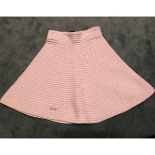 バービー(Barbie)のBarbie スカート 155〜165センチ ラベンダー色(スカート)