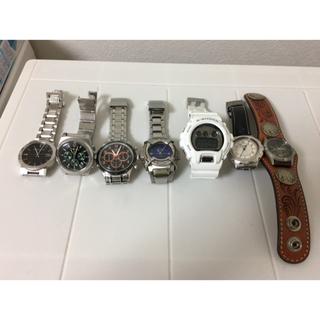 バーバリー(BURBERRY)の【可動品】バーバリー、ポールスミス、G SHOCK、テクノス等7点まとめ出品(腕時計(アナログ))