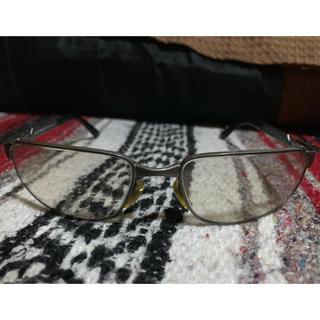 エンポリオアルマーニ(Emporio Armani)のサングラス  透明  エンポリオアルマー二(サングラス/メガネ)