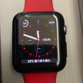 アップル(Apple)のapple watch 充電器セット(腕時計(デジタル))