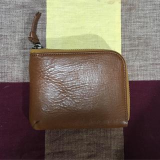 ムジルシリョウヒン(MUJI (無印良品))の無印良品 革財布(財布)