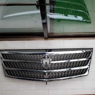 トヨタ(トヨタ)のアルファード10系G 前期 メッキフロントグリル(車種別パーツ)