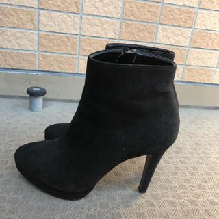 ダイアナ(DIANA)のダイアナ ショートブーツ23.5(ブーツ)