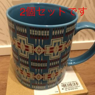 スライ(SLY)のあーちゃん様専用 ■SLY■ PENDLETON コラボ マグカップ ペア(グラス/カップ)