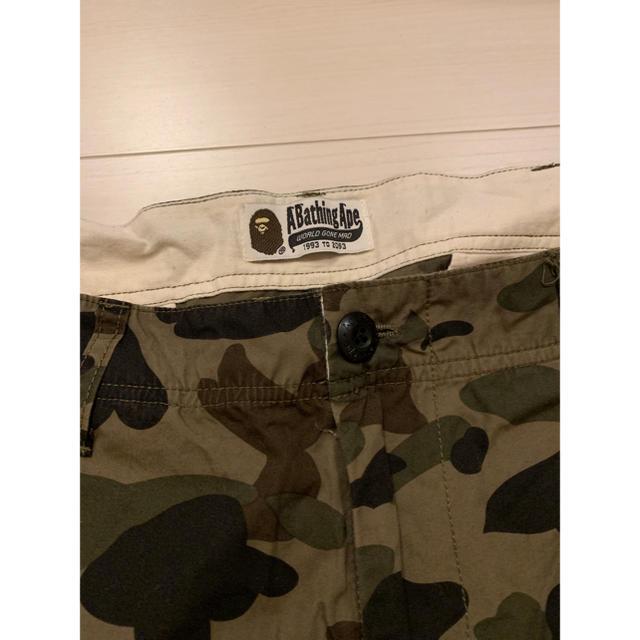A BATHING APE(アベイシングエイプ)のNIGO様専用☆ メンズのパンツ(ショートパンツ)の商品写真