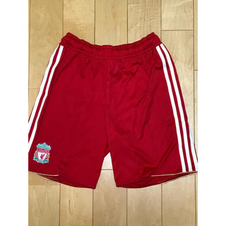 アディダス(adidas)のサッカー リバプールFC ホーム ショーツ アディダス Mサイズ (ウェア)