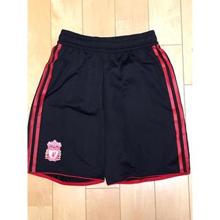 アディダス(adidas)のサッカー リバプールFC アウェイ ショーツ アディダス Mサイズ (ウェア)