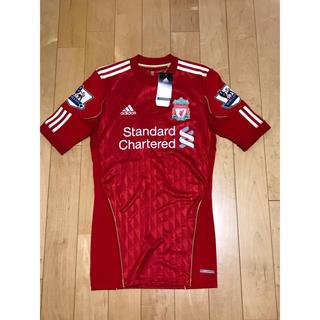 アディダス(adidas)のサッカー リバプールFC ユニフォーム ルイス・スアレス 選手着用モデル 未使用(ウェア)