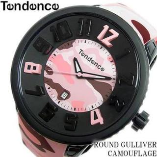 テンデンス(Tendence)の【入手困難迷彩柄】テンデンス 腕時計(腕時計(アナログ))