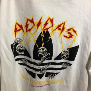 アディダス(adidas)の新品未使用 adidas Tシャツ(Tシャツ/カットソー(半袖/袖なし))