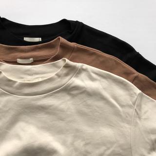 ジーユー(GU)のジーユー gu  スムースT 3枚セット(Tシャツ(半袖/袖なし))