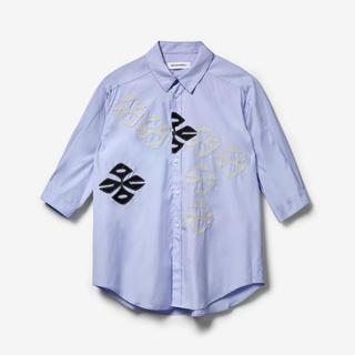 19ss kiko kostadinov カルカッタシャツ(シャツ)